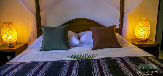 5 Rooms and the villa offer casual luxury in the form of soft linens and homely furniture. ..