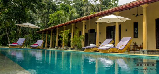 Kurundu Villas encourages you to indulge the way you like...